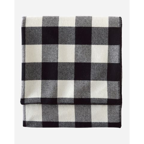 Pendleton Eco-wise Rob Roy Ivory X-L Twin Blanket