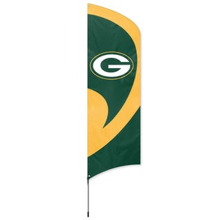 Green Bay Packers 8-foot Team Banner Flag