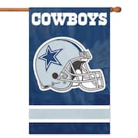 Dallas Cowboys Official Banner Flag