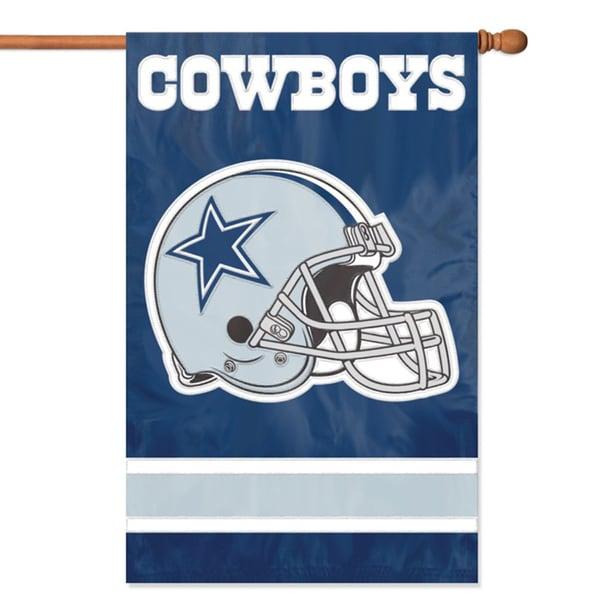 Dallas Cowboys Official Banner Flag