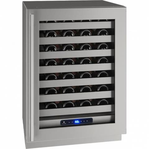 Wine Captain 24 In Reversible Hinge Stainless