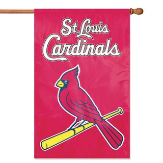 St. Louis Cardinals 44x28 Official Banner Flag