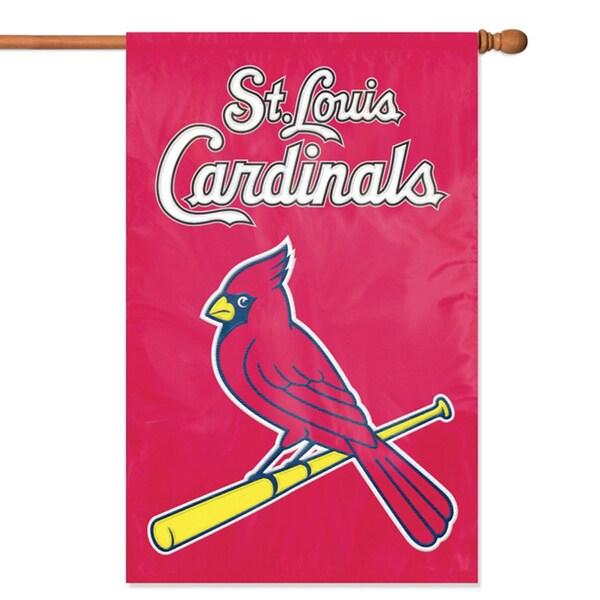 St. Louis Cardinals 44x28 Official Banner Flag