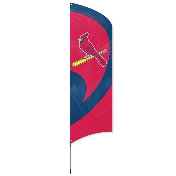 St. Louis Cardinals 8-foot Team Banner Flag