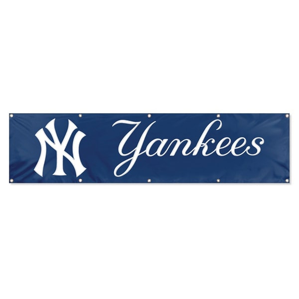 New York Yankees 8-foot Hanging Banner