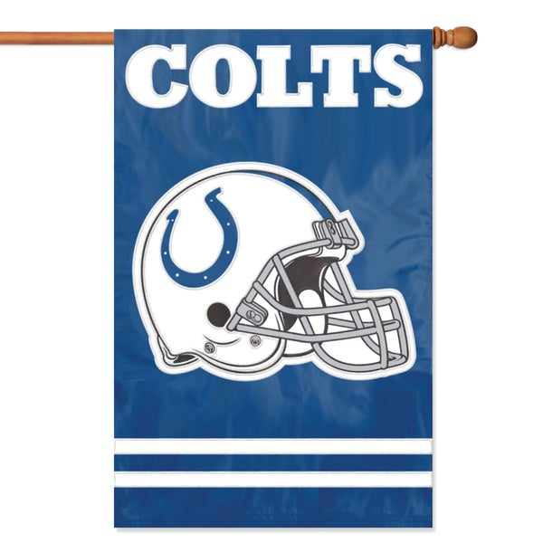 Indianapolis Colts Official Banner Flag