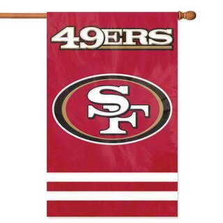 San Francisco 49ers Banner Flag https://ak1.ostkcdn.com/images/products/3121408/3121408/San-Francisco-49ers-Banner-Flag-P11246651.jpeg?impolicy=medium