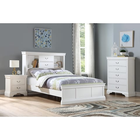 Bookcase Youth Bed