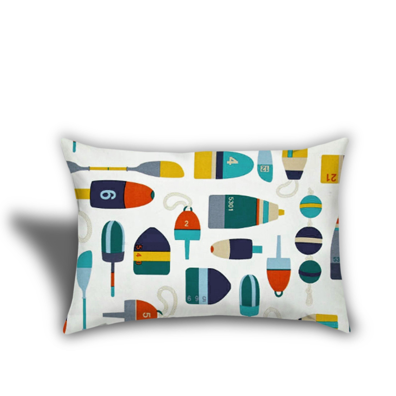 Joita Home Dark Ocean Markers Indoor Outdoor Zippered Pillow Cover With Insert Set Of 3 Pillow On Sale Overstock 31219150