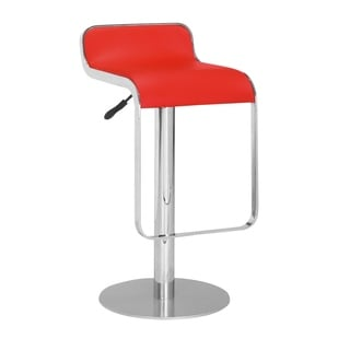 Hollywood Red Barstool