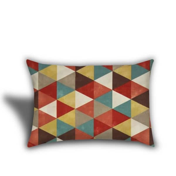 Joita Home Indian Summers Indoor Outdoor Zippered Pillow Cover With Insert Set Of 2 Large 1 Lumbar Overstock 31222110