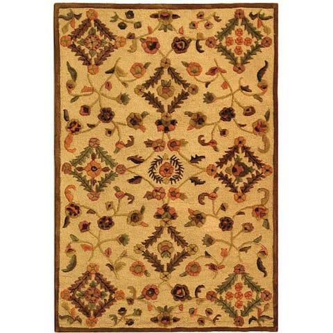 Safavieh Handmade Imperial Maryam Traditional Oriental Wool Rug