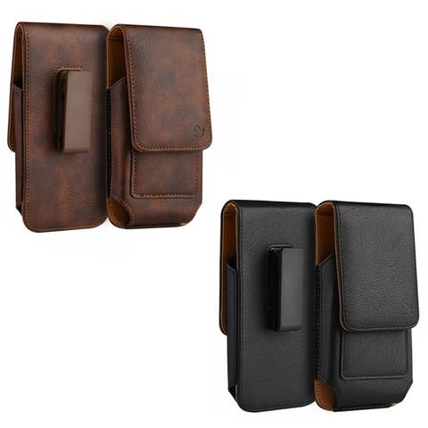Vertical Universal Cell Phone Holster Carrying Case
