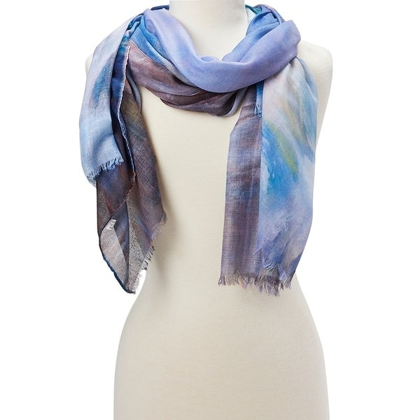 Women Beautiful Scarf Fashion Viscose Shawl Wraps Scarves Ladies Girls Soft Stole Lightweight Scarfs - Large. Opens flyout.