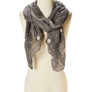 Link to Fashion Women Lady Girls Viscose Scarf Soft Shawl Wrap Lightweight Beautiful Hair Scarves - Large Similar Items in Scarves & Wraps