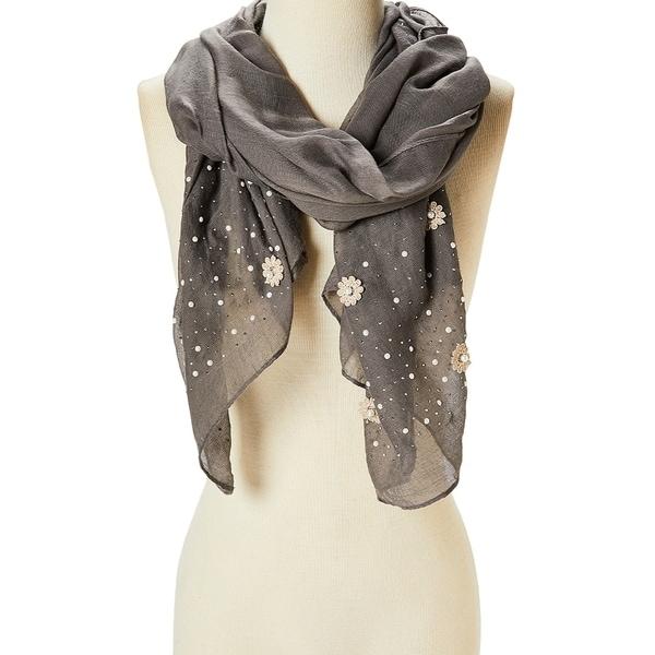 Fashion Women Lady Girls Viscose Scarf Soft Shawl Wrap Lightweight Beautiful Hair Scarves - Large. Opens flyout.