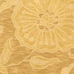 Safavieh Hand-hooked Abrashed Beige/ Light Brown Wool Runner (2'6 x 10') - Thumbnail 1