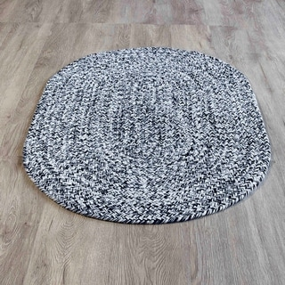 Link to Rustic Braided Rug for Kitchen & Living Room Similar Items in As Is