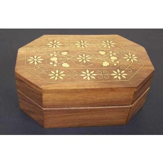 Handmade Bulwark Box (India)