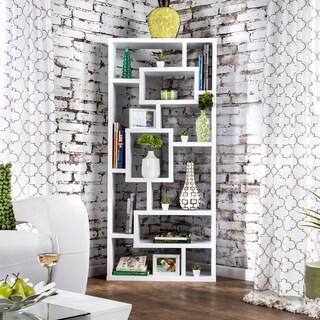 Oliver & James Kees Geometric Bookcase
