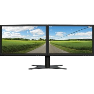 "DoubleSight Display Dual 19"" Wide LCD Monitor DS-1900WA TAA"