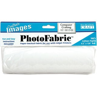 Crafter's Images Photo Fabric Cotton Poplin Roll
