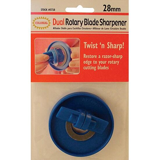 Colonial 28-mm Rotary Blade Sharpener (Rotary Blade Sharp...