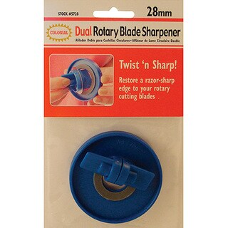 Colonial 28-mm Rotary Blade Sharpener