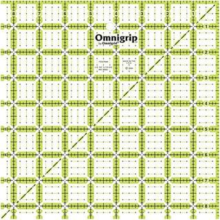 Omnigrip Non-slip Ruler