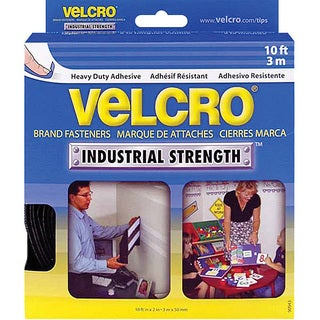 Hook and Loop Brand Industrial Strength Tape