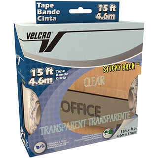 Velcro Brand Clear Tape