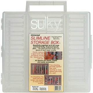 Sulky Universal Slimline Storage Box