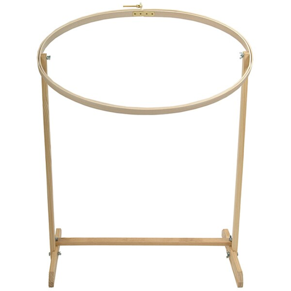 Embroidery Hoop With Floor Stand Free Shipping On Orders