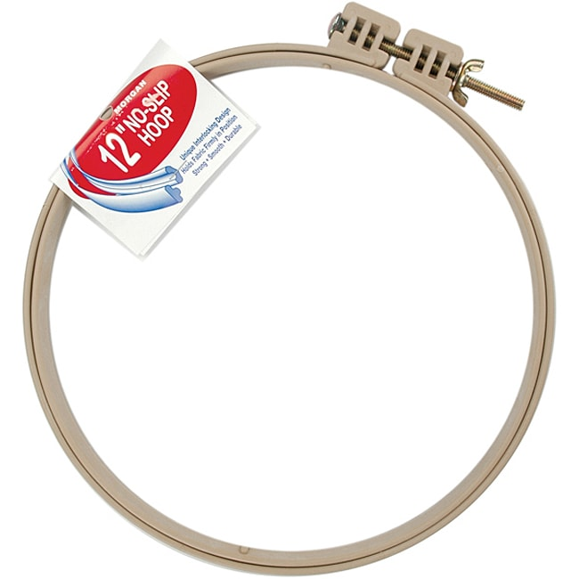 Morgan Products Plastic No-Slip Hoop 7-Inch