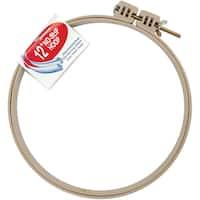 Morgan Plastic 12-inch No-slip Knitting Hoop