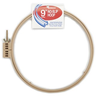 Morgan 9-inch Plastic No-slip Knitting Hoop