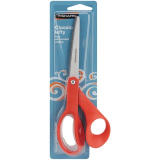 Fiskars 8-inch Multipurpose Left-handed Scissors