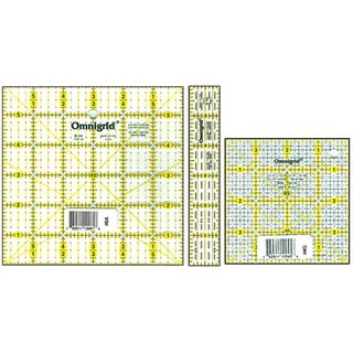 Omnigrid Squares Ruler Set