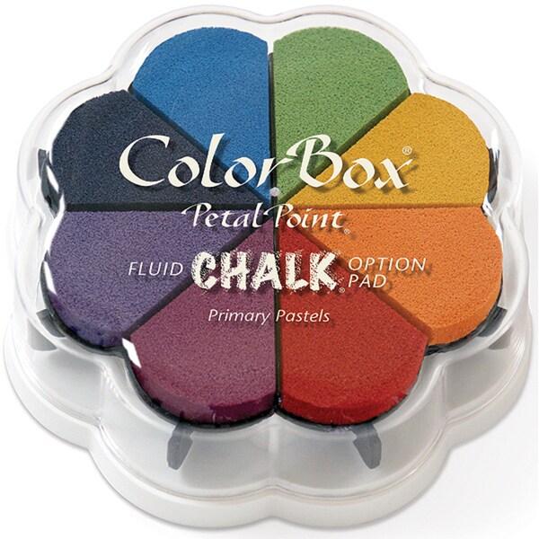 Fluid Chalk Petal Point Option Pad (Set of 8 Colors)