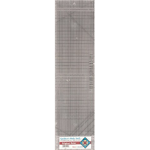 Quilter's Rule Quilter's Ruler
