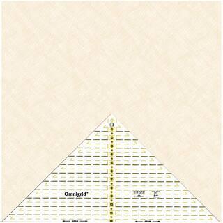 Omnigrid Right Triangle Craft Guide