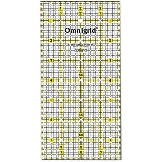 Omnigrid Acrylic Quilter's Ruler