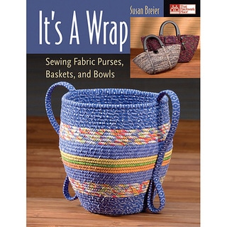'It's A Wrap' Instructional Book by Susan Breier