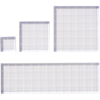 Fiskars 4-piece Stamp Block Set