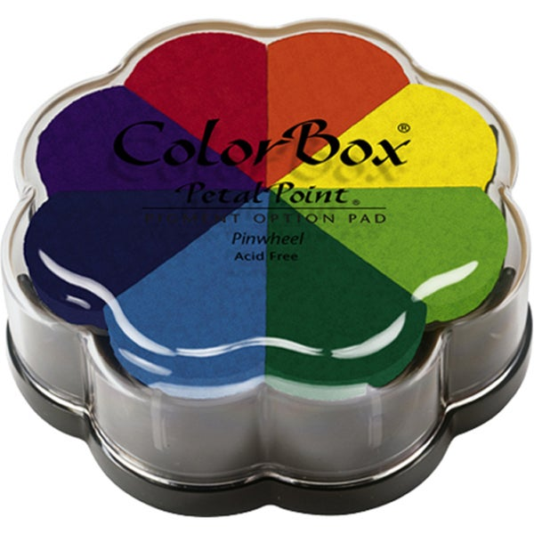 ColorBox Pigment Petal Point Option 8 Color Inkpad