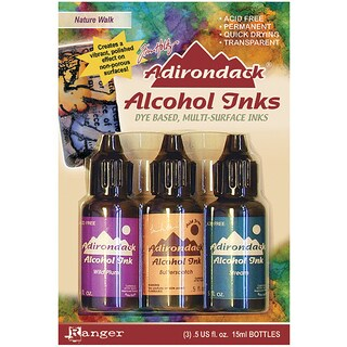 Adirondack Nature Walk Alcohol Ink (Pack of 3)