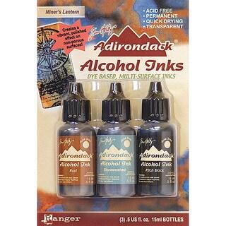 Adirondack Miner's Lantern Alcohol Ink 3-pack
