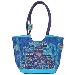 Laurel Burch Sun n' Sand Scoop Scrapbooking Tote