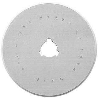 OLFA Rotary Cutter 60 mm Blades (Pack of 5)|https://ak1.ostkcdn.com/images/products/3128469/P11255270.jpg?impolicy=medium