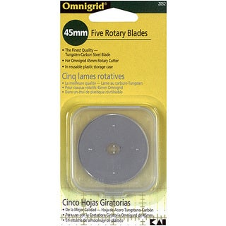 Omnigrid 45 mm Rotary Blade Value Pack